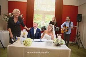 foto huwelijk Sander en Rianne 18 september 2015